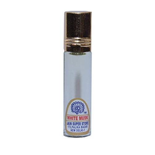 White Musk Attar Concentrated Perfume - 10 ml